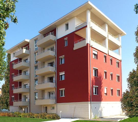 Progetto esecutivo strutturale di condominio ad uso residenziale in struttura intelaiata in c.a.